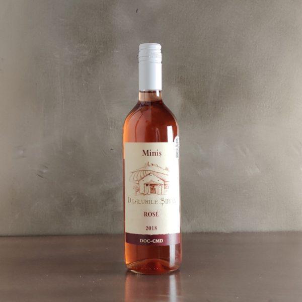 Cramele Miniș Dealurile Șiriei Rose 2018 Pinot Noir