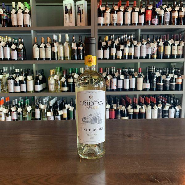 Cricova Prestige Pinot Grigio 2017