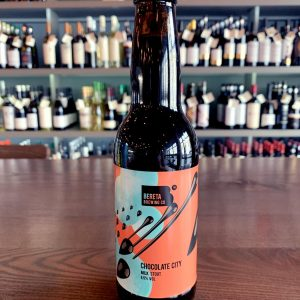 Bereta Chocolate City milk stout 330ml