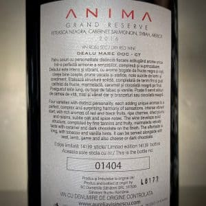 Aurelia visinescu anima grand reserve