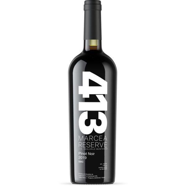 Stefanesti 413 Marcea Reserve Pinot Noir